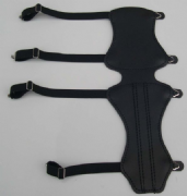 Gompy AB1 Leather Armguard